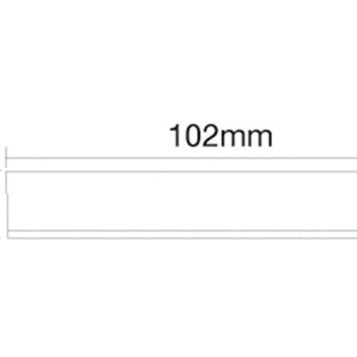Silverline CB36 Klingen für Tapetenschaber, 10er-Pckg. 0,4 mm