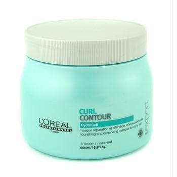 Professionnel Expert Serie - Curl Contour HydraCell Masque - 500mililitr/16.9ounce (Curl Masque)