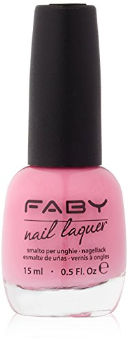 Faby Nagellack What's Wrong with Pink, 15 ml