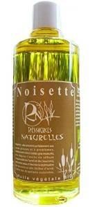 Ressources Naturelles - Huile Noisette pure bio 250ml