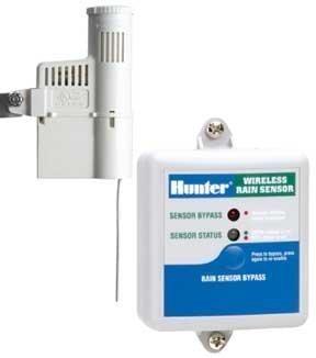 Wireless Rain Sensor (HUNTER Regensensor Rain-Clik (WRC - Wireless) SET)
