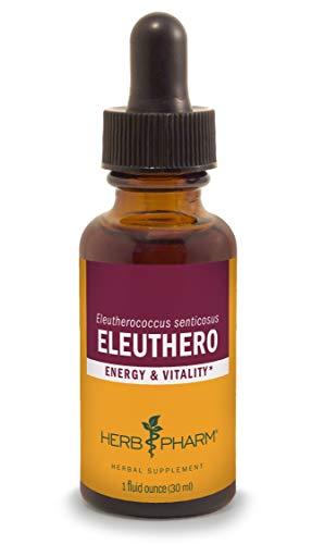 Herb Pharm - Estratto di Eleuthero - 1 oz. Precedentemente il Ginseng siberiano