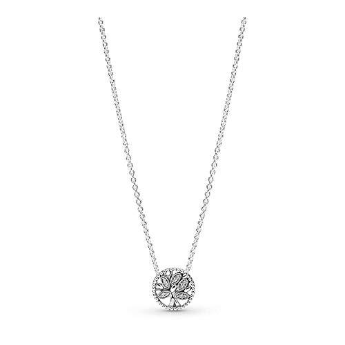 Pandora 397780CZ-45 Collar con Colgante para...