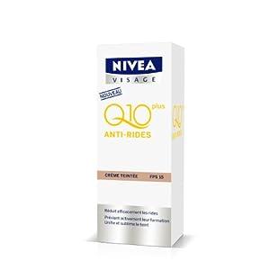 Nivea Q10+ Antiarrugas Crema Tintada 50 ml