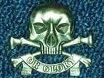 The Clash Motif Death Or Glory Badge à épingle-Fabriqué à la main en étain massif-Exclusivité 1000 drapeaux