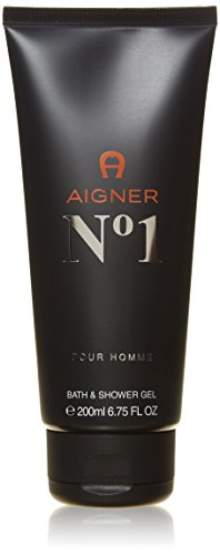 Aigner No. 1 homme/men, Duschgel 200 ml, 1er Pack (1 x 0.254 kg)