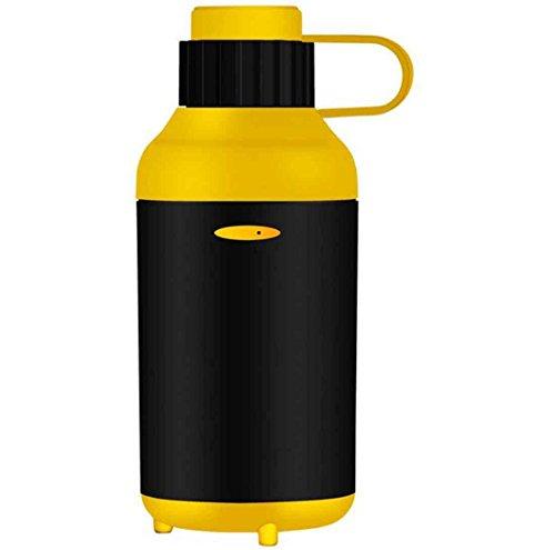 Aroma Essential Diffusor Ultraschall Luftbefeuchter 50ML Öl Elektrische Aromatherapie Cool Mist, Luftreiniger , yellow