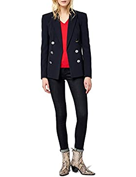 Tommy Hilfiger New Ivy V-nk Swtr, Jersey para Mujer