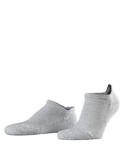 FALKE Unisex Cool Kick Sneaker U SN Sneakersocken, Grau (Light Grey 3400), 39-41 -