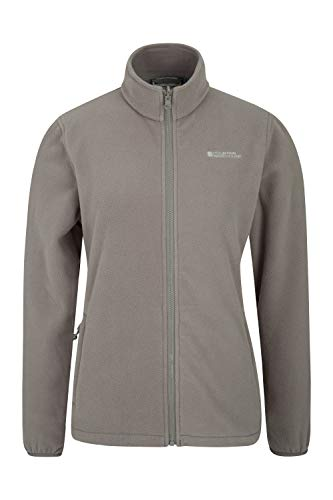 Mountain Warehouse Storm 3 in 1 Womens Waterproof Jacket - Multiple Pockets, Detachable Fleece Ladies Coat, Rain Jacket - Fleece only view