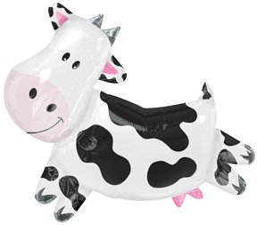 Anagram Hey Diddle Diddle Cow Jumped Over The Moon Baby Boy Shower Balloons Decorations Supplies