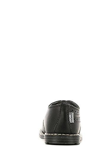 Melania , Chaussures de ville à lacets pour fille Noir - Nero