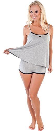 Italian Fashion IF Pyjama Femme Madam 0226 Melange