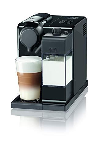 De'Longhi Nespresso Lattissima Touch  | EN 560.B Kaffekapselmaschine mit Milchsystem | Flow Stop Funktion: Kaffee- und Milchmenge individuell einstellbar | 19 bar Pumpendruck | Schwarz Grau
