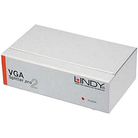 Lindy 32571 VGA Splitter Pro, 2
