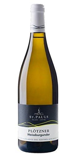 Plotzner Weissburgunder Pinot Bianco Kellerei St.Pauls Cantina Produttori San Paolo 1 X 75 cl.