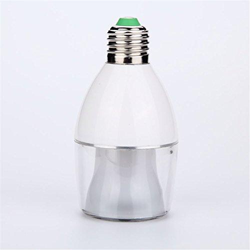 Garyesh E27 RGB LED Lampadina con 4.0 Altoparlante Stereo Bluetooth