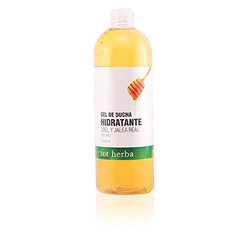 Tot Herba Gel De Ducha Hidratante Miel Y Jalea 1000