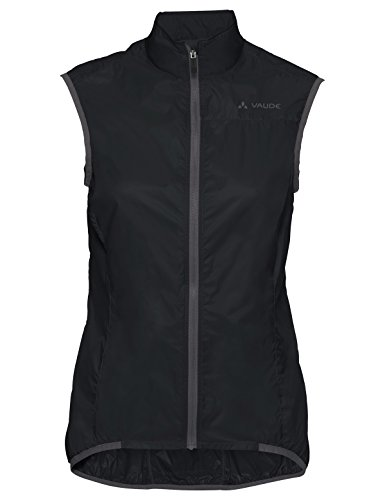 Vaude Damen Women's Air Vest III Weste, Black, 40