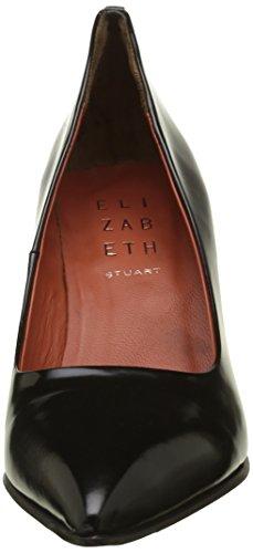 ELIZABETH STUART Bobino 308, Escarpins Femme Noir