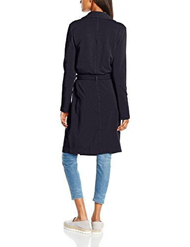 Marc O'Polo Damen Mantel 606305958101 Blau (stormy sea 876)