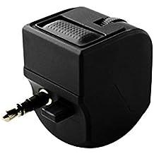 Sunneey Palanca de Volume Mini Voice 3,5mm, para PS4Handle Adaptador Casco, para Playstation 4psvr Game VR Controlador de micrófono