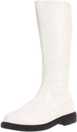 (Funtasma Herren CAPTAIN-100 Klassische Stiefel, Weiß (Wht Pu), 44/45 EU)