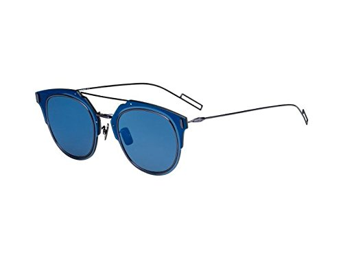 Dior Christian Sonnenbrille COMPOSIT1.0 2A_A2J (62 mm) blau