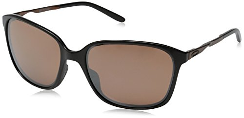 Oakley Damen Game Changer Sonnenbrille, Braun (Brown Sugar Black Irid), 58
