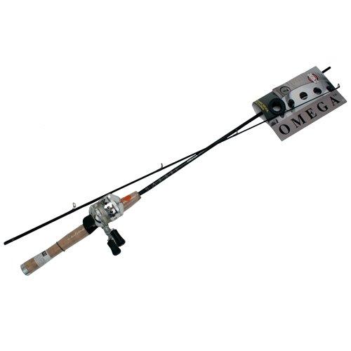 Zebco Omega Spincast Combo, 1,52 m -