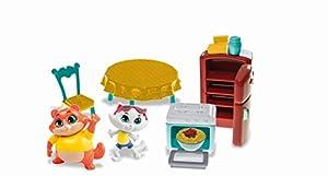 44 Gatos-Smoby Playset de Accesorios