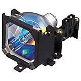 Sharp BQC-XGP25X//1 / AN-P25LP Lampe pour Vidéoprojecteur Noir