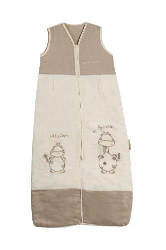 Schlummersack Baby Sommer Schlafsack ungefüttert 0.5 Tog - Giraffe - 12-36 Monate/110 cm