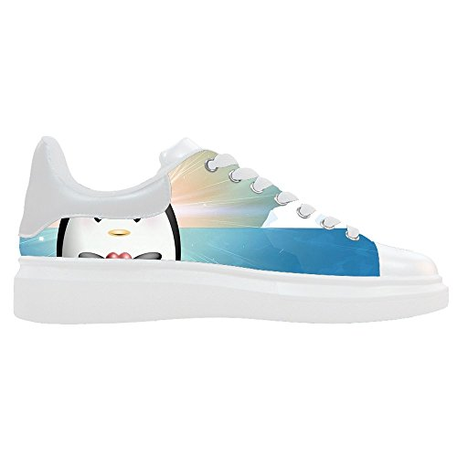 Dalliy pinguin Men's Canvas shoes Schuhe Footwear Sneakers shoes Schuhe A