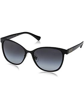 Ralph 0Ra4118, Gafas de Sol para Mujer, Black, 54