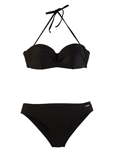 Protest Leader BCUP Damen Bügel-Bikini True Black M/38