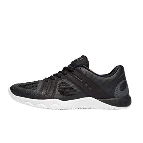 ASICS Women Conviction X 2 Fitness Shoe Running Shoes Black - Dark Grey 5