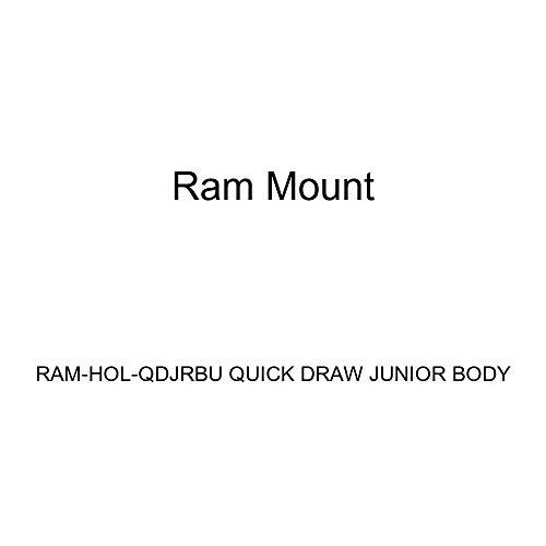 Ram Mounts RAM Quick Draw JUNIOR Body, RAM QDJRBU