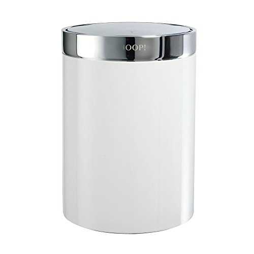 JOOP Bathroom - Chromeline - Badeimer - Chrom / Weiß