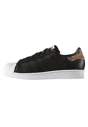 Adidas Superstar Up W, Écharpe Sportive, Donna Chsogr / Ftwwht / Goldmt B32963