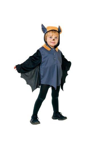 Kleiner Engel Kleinkind Kostüm - Rubie's 1 2624 92 - Fledermaus,