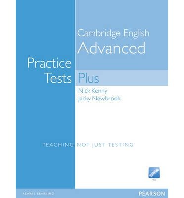 Practice Tests Plus CAE New Edition Students Book without Key/CD-ROM Pack (Practice Tests Plus) (Mixed media product) - Common