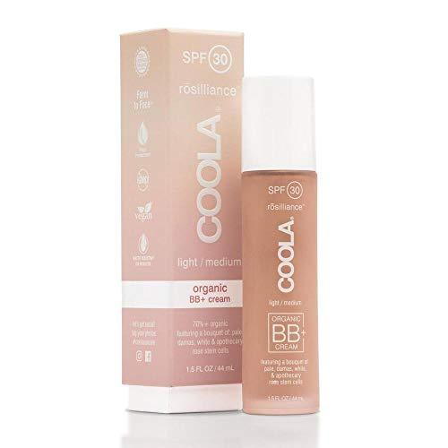 Coola - coola organic bb cream rosiliance spf 30 light medium new 44ml - btsw-120629