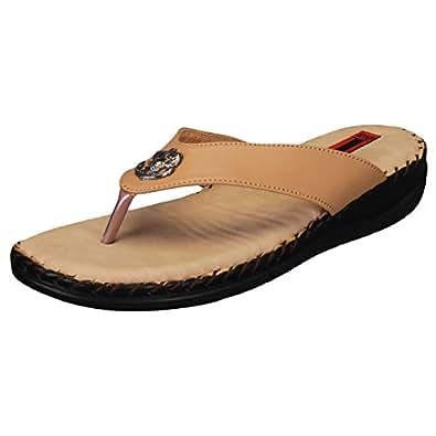 5e0a6fbb34c7e4 1 WALK Comfortable DR Sole Women-Flats Fashion Sandals Fancy Home ...