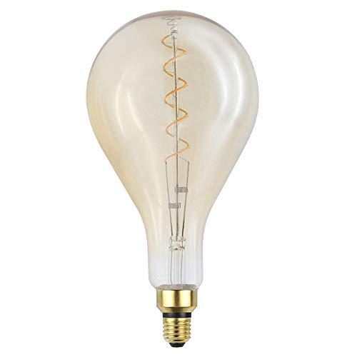 Retro Lampe A160 Amerikanisch Europäisch Nordisch Industriell Wind Postmodern Big Bulb Kronleuchter Kreativ Dimmen Edison Led Licht E27 Edison Vintage Retro Glühbirne -