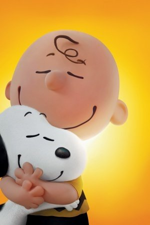 THE PEANUTS MOVIE – US Textless Imported Movie Wall Poster