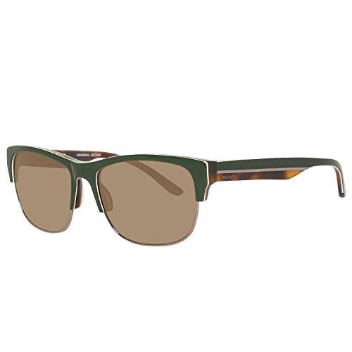 GANT Sonnenbrille GA7017 58M65 (58 mm) grün