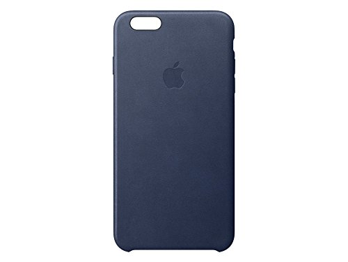 Apple Leder Case (iPhone 6s), Mitternachtsblau