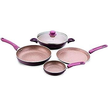 Buy Wonderchef Granite Cookware 3 Piece Set With 26cm Dosa