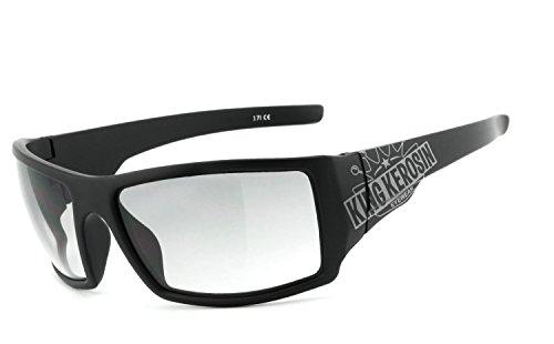 e695f3120ce144 King Kerosin: Bikerbrille, Motorradbrille, Sonnenbrille - KK220-av